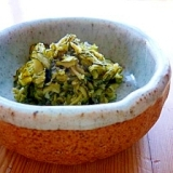 漬物風味☆胡瓜の佃煮