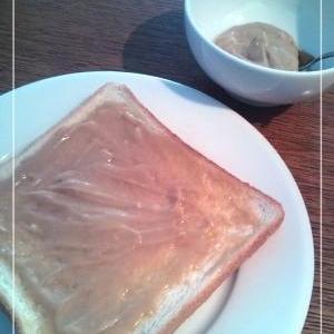 大人の味★コーヒークリームトースト