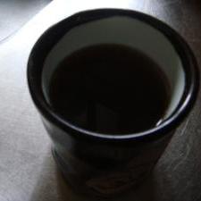 生姜パワーで暖まるお茶
