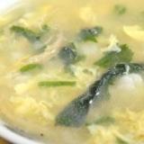 簡単美味しい☆干し鱈のスープ=プゴクゥ 【汁物】