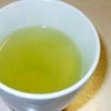 意外とありっ!蜂蜜緑茶