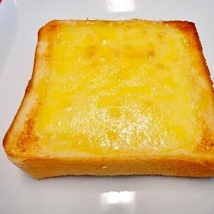 ラスク風チーズトースト