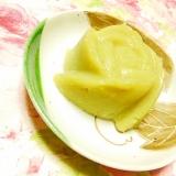 ❤刻み生姜と薩摩芋の羊羹❤