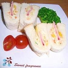 簡単 サンドイッチ