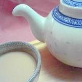 ウーロン茶ラテ