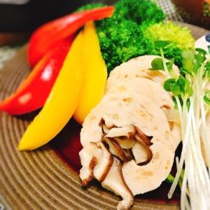 冷めても美味しい♪鶏肉の味噌椎茸ミートローフ