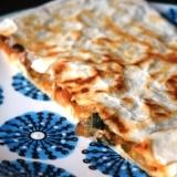 トルコ料理★茄子のギョズレメ