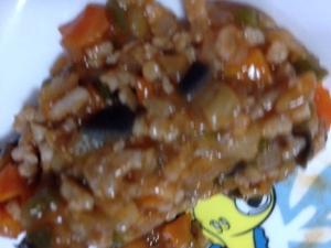 麻婆茄子 幼児食 プロのレシピ 絶品