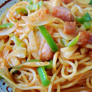 洋食屋の味!簡単☆美味しい!ナポリタン