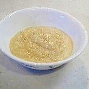 体に優しい玄米クリーム