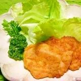 鶏胸肉☆チキンピカタ