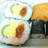 行楽☆助六寿司