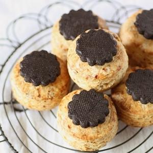 ココナッツオイルのスコーン&クッキー