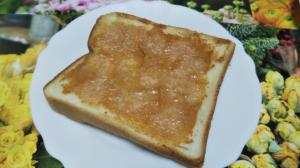 甘酒ときな粉のバタートースト☆