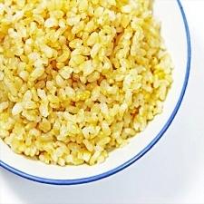 圧力鍋で簡単!★プチプチ玄米ごはん★究極の完全食