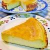 低カロリー&低コストの♪簡単チーズケーキ