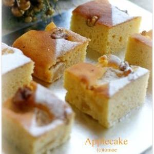 しっとり☆りんごのケーキ