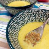 簡単ヘルシー!レンズ豆のカレースパイススープ♪
