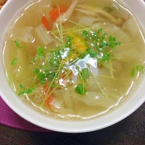食べる和風スープ