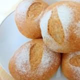 全粒粉入りプチフランスパン