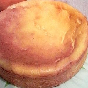 楽勝!牛乳から作るベイクドチーズケーキ
