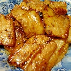 5分で豚の生姜焼き☆