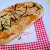 ナンたらチーズ (*^。^*)