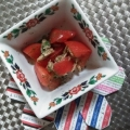 トマトとパセリのさっぱりマリネ