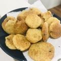 HMで♪豆腐と黒ごまのクッキー