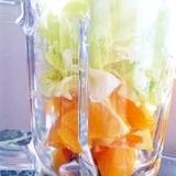 簡単グリーンスムージー、レタス酵素ジュース