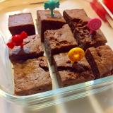 生クリーム消費★濃厚チョコレートケーキ
