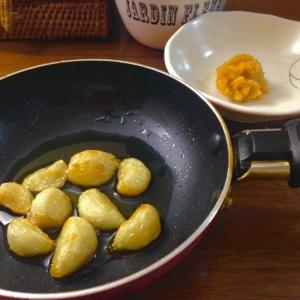 スタミナおつまみ★にんにく味噌