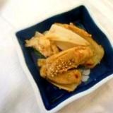 コリコリ♪鶏胸 軟骨の中華炒め