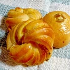 ママのパン屋さん♪ かぼちゃdeパン
