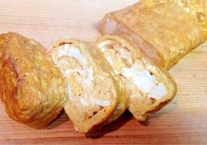 【糖質制限】マヨネーズでしっとり濃厚★厚焼き玉子
