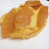 オーブントースターで簡単!パイナップルのケーキ♪