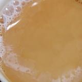 黒糖ホットカルーアルミルク