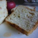 リンゴが入ったリンゴ食パン♪