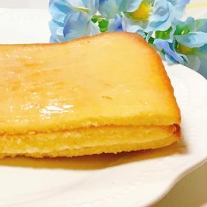 リッチなバター風味のクリームサンドバウムクーヘン♡