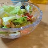 美味しい!彩りサラダ