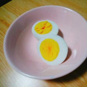 簡単!茹で卵