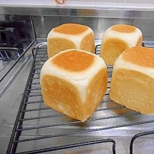ミニキューブ生クリーム食パン