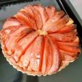 りんごタルト アップルブーケ