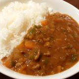 合挽き肉のキーマカレー★