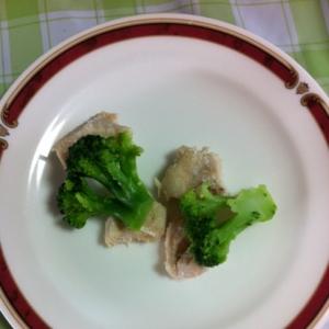 すぐできる♡鶏肉&ブロッコリーの塩麹炒め