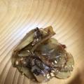 生姜と椎茸の佃煮