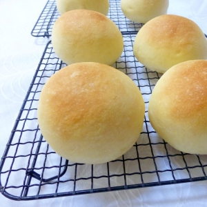 コーンミールパン