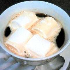 ホットする♡マシュマロコーヒー