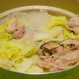 白菜が美味しい寒い季節限定☆ピェンロー