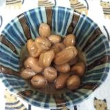 落花生(ピーナッツ)の煮豆